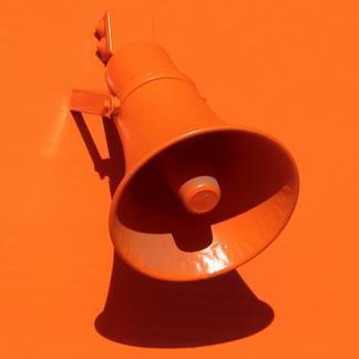 Rede als Audio-Aufnahme