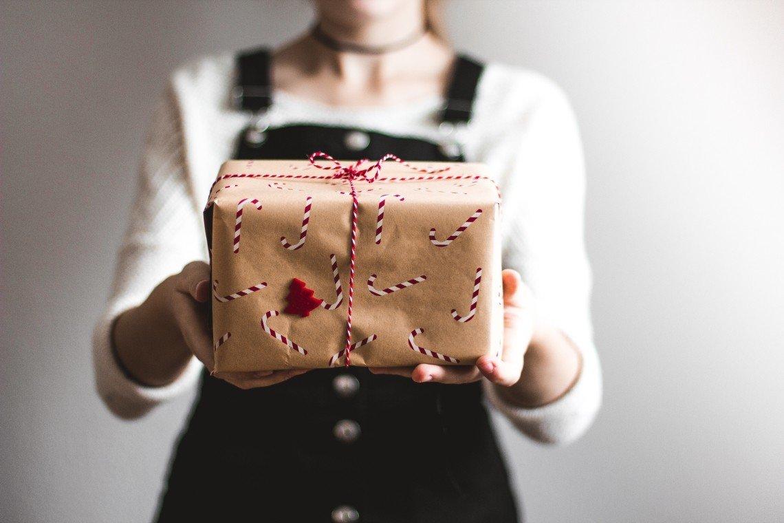 Rede als Geschenk