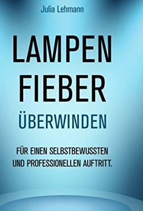 Buch gegen Lampenfieber