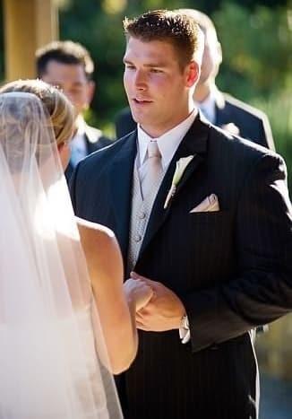 Hochzeitsrede auf Englisch (Beispiel Bräutigam)