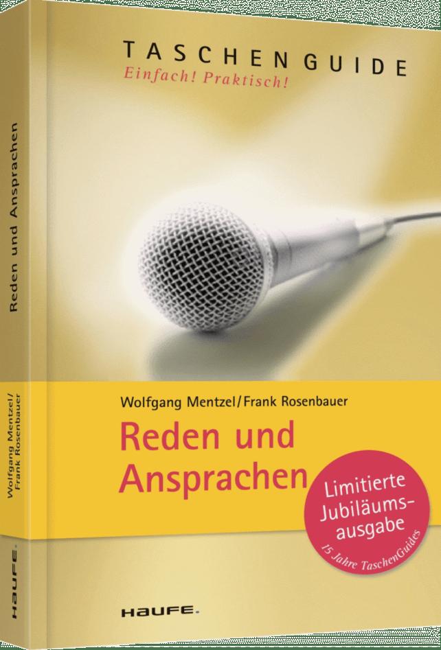 """Buch """"Reden und Ansprachen"""""""